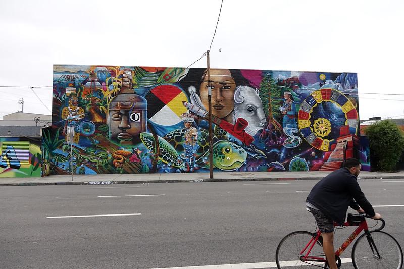 Earth Crew Mural