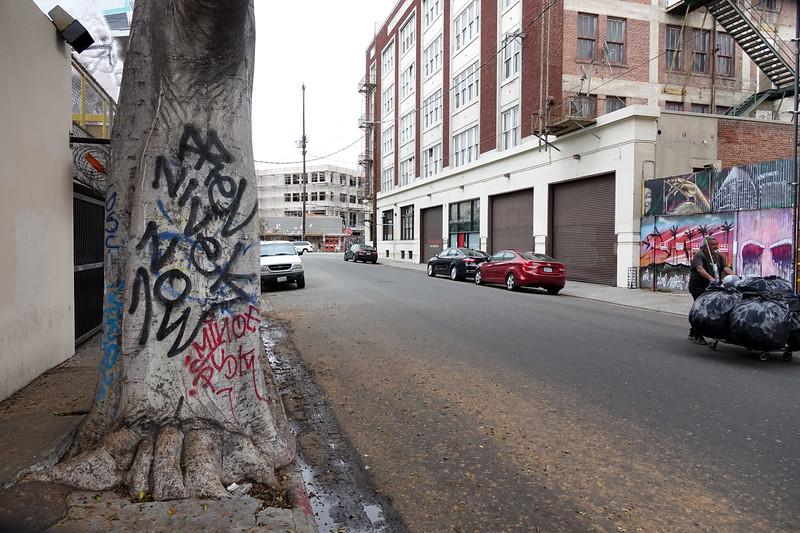 Arts District tree