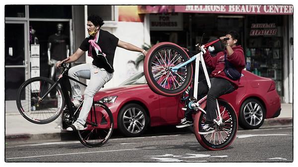 Bike play