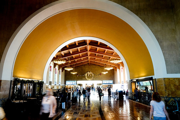 Union Station L.A.