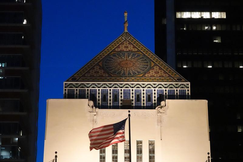Los Angeles Central Library, Photowalk