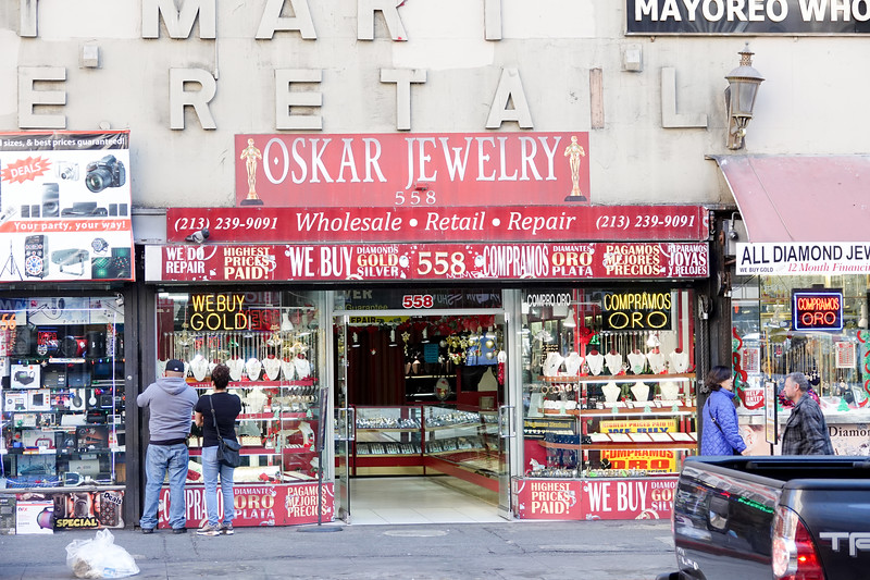 "Only in L.A.: The ""Oskar"" of Jewelry"
