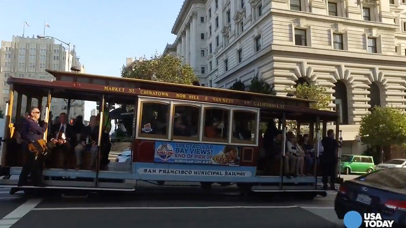 A San Francisco Walk