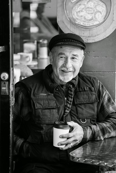 Caffe Trieste character