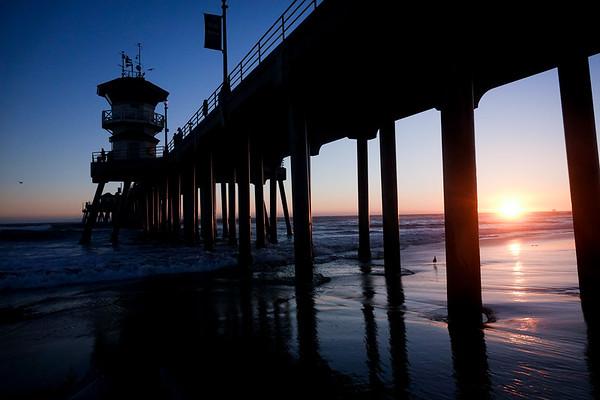#Photowalk: Huntington Beach Pier