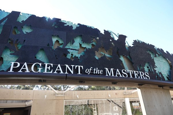 The Pageant of the Masters is a summer Laguna tradition.