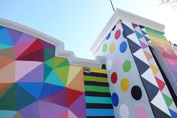 Laguna Beach street art