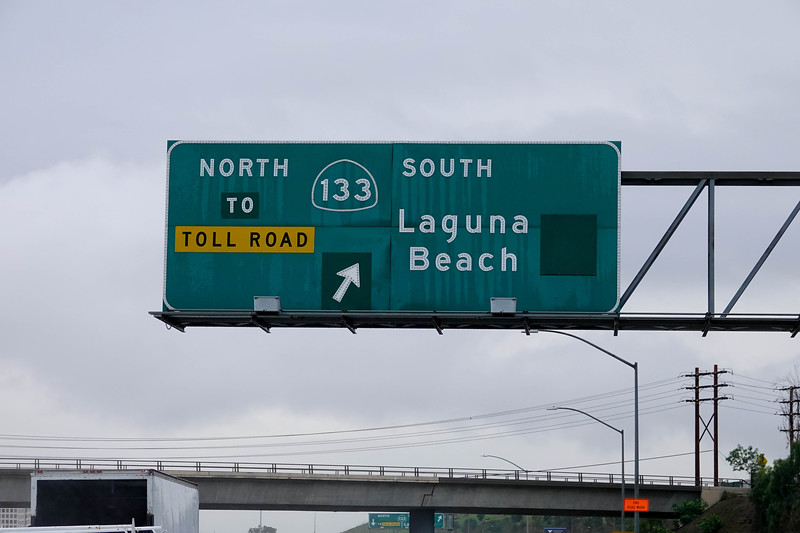 This way, to Laguna Beach
