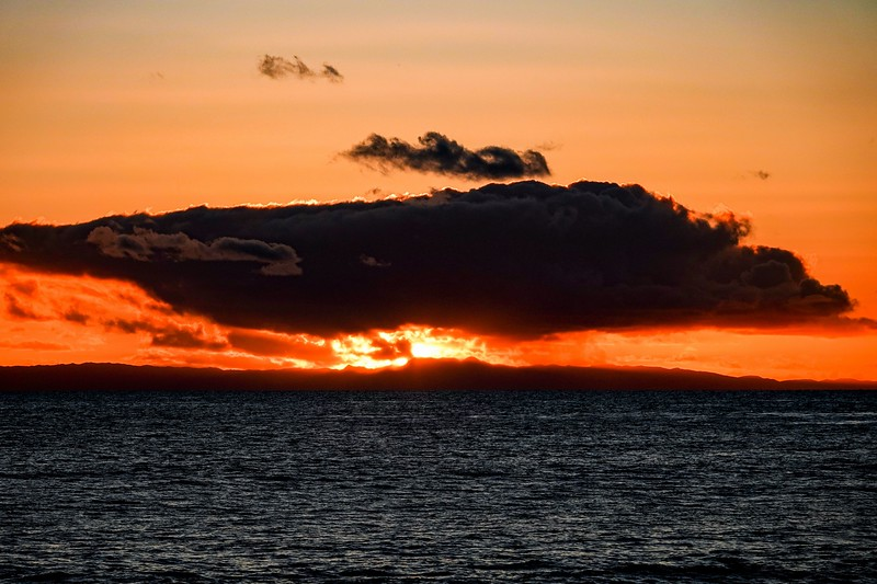 Sunset in Laguna Beach
