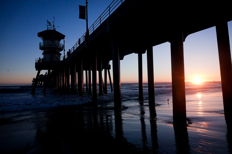 #Photowalk: Huntington Beach Pier