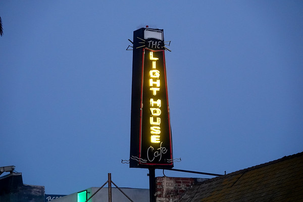 """The Lighthouse Cafe"""