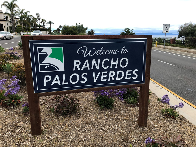 """Welcome to Rancho Palos Verdes, home to Terranea resort and the Wayfares Chapel, otherwise known as the """"glass church."""""""