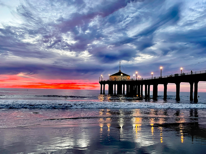 """Red Sunset"""