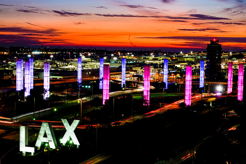 LAX @Sunset