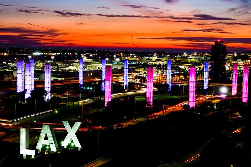 LAX @Sunset
