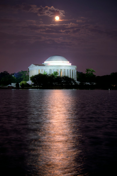 Super Moon in DC