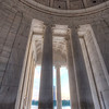 View from the Jefferson Memorial