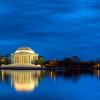 Jefferson Memorial at Dawn