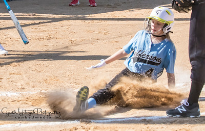 SLP Freshman Softball at Jags
