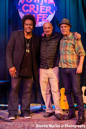 Jeffrey Gaines and  Freedy Johnston with special guest Leslie DiNicola