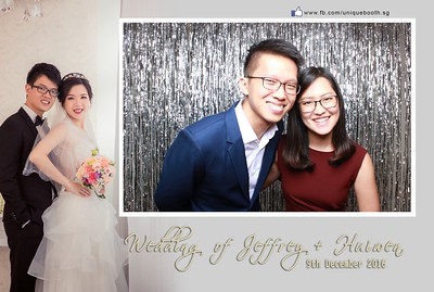 Jeffrey + Hui Wen Photobooth Album