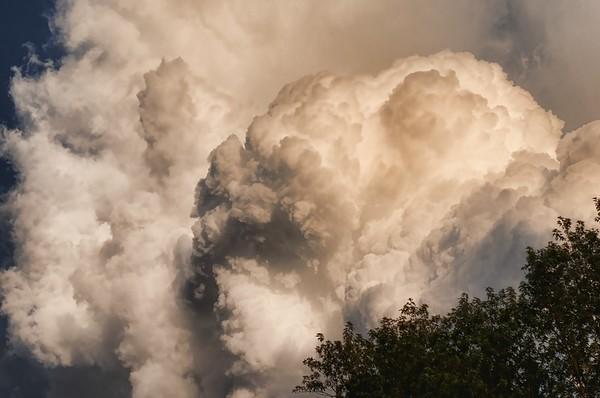 Jeff's Favorite Cloud Pix