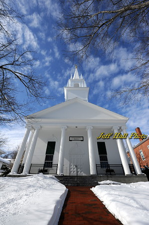 Church, Wiscasset, Maine