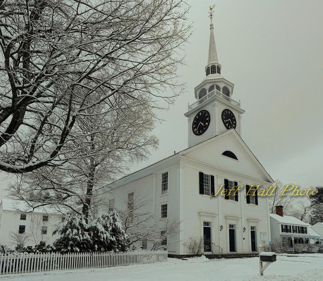 Amherst Village, New Hampshire