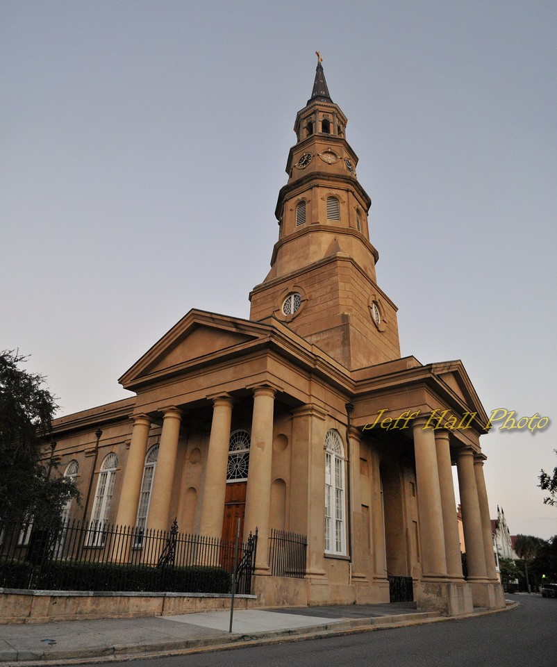 Church in Charleston, SC