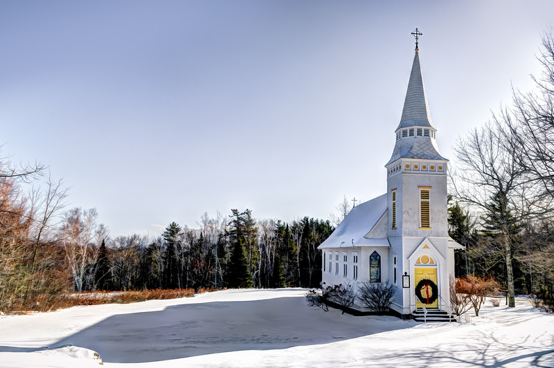 Church in Sugar Hill, NH