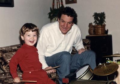 Circa: 1983, Jason & Jeff