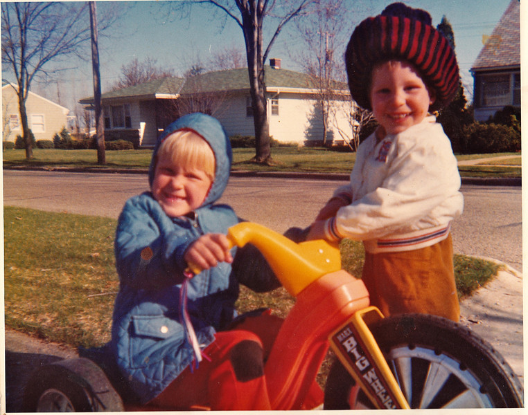 Dawn & Jeff at 1304 Hatch Street home Sturgis Michigan