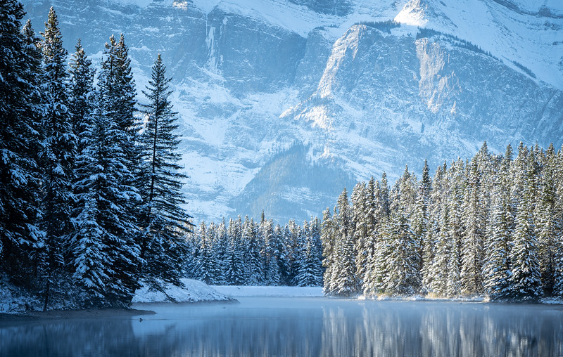 Two Jack Lake, Banff Canada