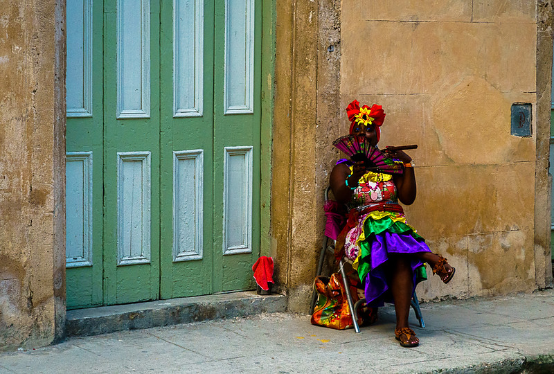 Old Havana, Street Scene