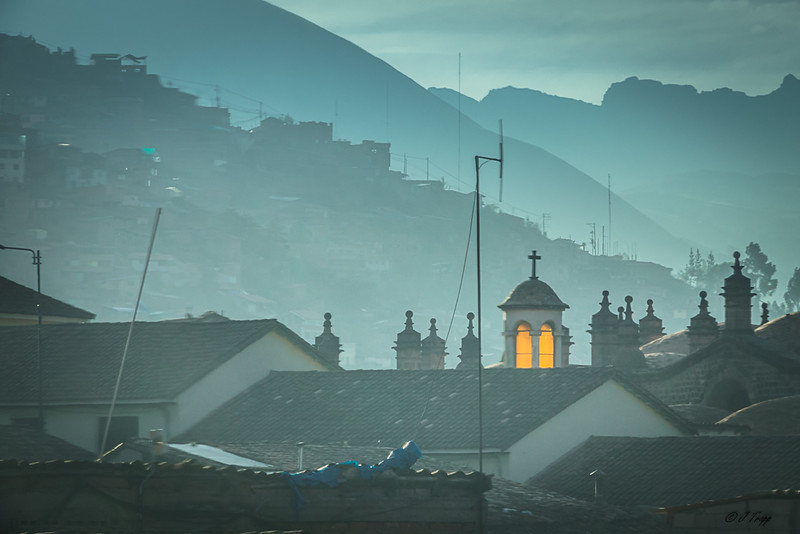 Early Morning Light Cusco, Peru