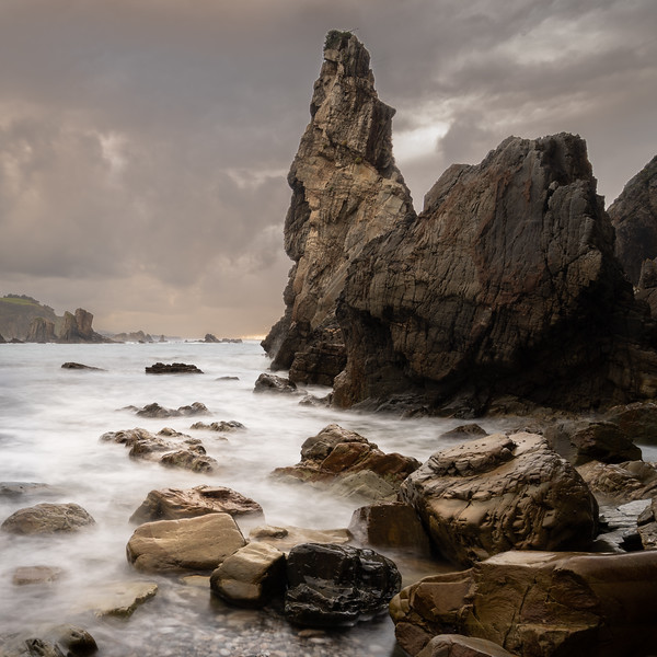 Spain's Asturias Coast.
