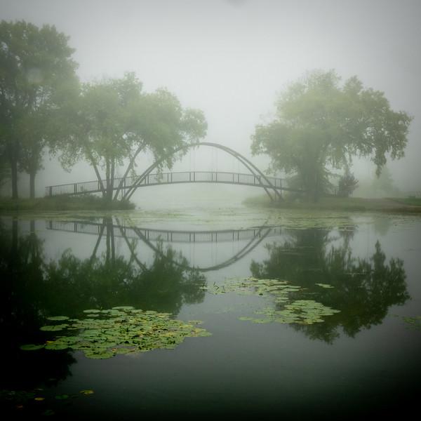 Tenney Lagoon Bridge