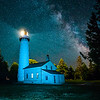 Cana Island Lighthouse, Bailey's Harbor, Door Cty WI