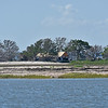 Glamping on Little Racoon Key - Jekyll Island Boat Tours 04-3-18
