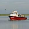 Cooper River Crew Boat in Jekyll Creek 09-13-19