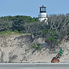 Dolphin Tour - Jekyll Island Boat Tours Little Cumberland Island Lighthouse 06-16-18