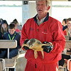 Jekyll Island Boat Tours - Eco - Ridley Turtle 03-29-19