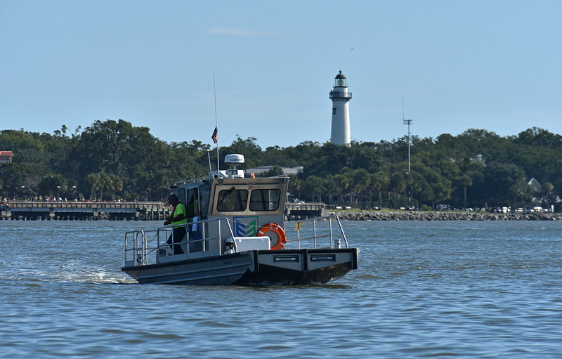 jekyll Island Boat Tours Private Golden Ray 10-12-19
