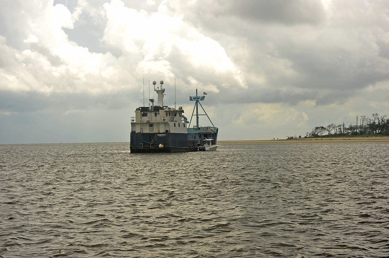 Jekyll Island Boat Tours Ocearch 07-08-18
