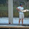 Jekyll Island Boat Tours - Red Fish caught off Jekyll Boat Ramp Dock 10-26-19