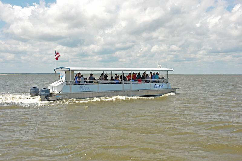 Jekyll Island Eco Boat Tour 05-18-18