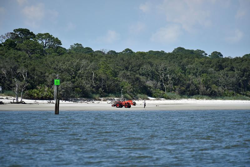 Jekyll Island Boat Tours 06-27-19