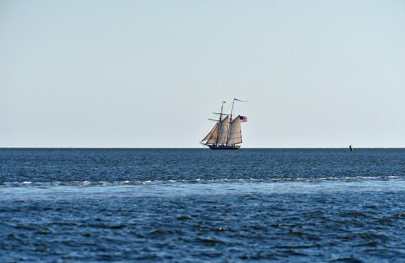 Tall Ship Sailing Vessel Lynx 11-20-19