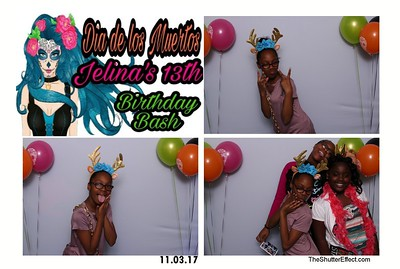Jelina's 13 B-day Bash
