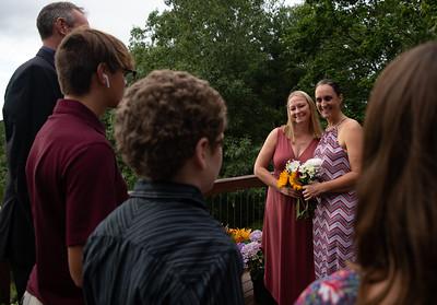 Jen and Danielle Wedding